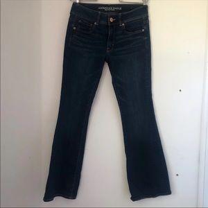 American Eagle Kickboot Jeans Size 6